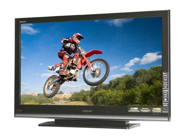 """Toshiba REGZA 40"""" 1080p 120Hz LCD HDTV 40XV645U"""