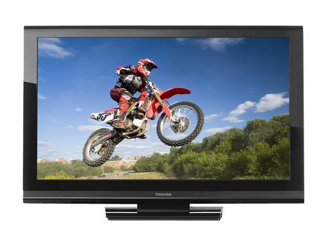 """Toshiba 37"""" 720p 60Hz LCD HDTV 37AV502R"""