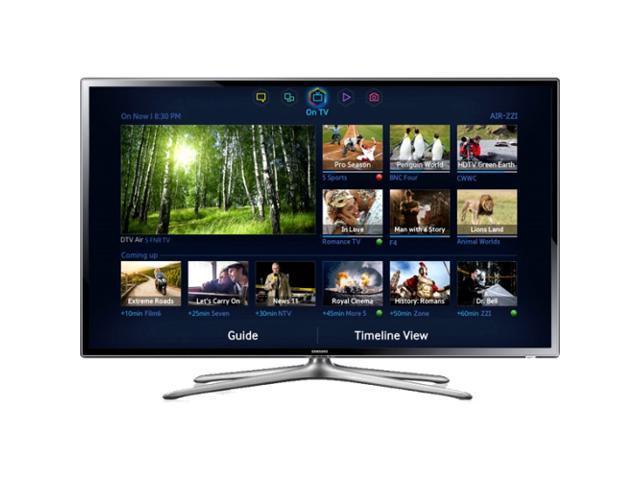 "Samsung 50"" Class (49.5"" Diagonal size) 1080p 120Hz LED-LCD HDTV - UN50F6300AFXZA"