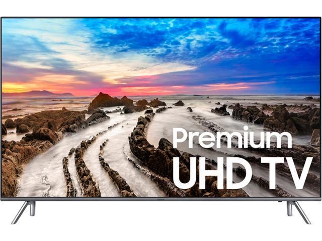 Samsung UN55MU8000FXZA 55-Inch 4K Premium UHD Smart LED TV (2017)