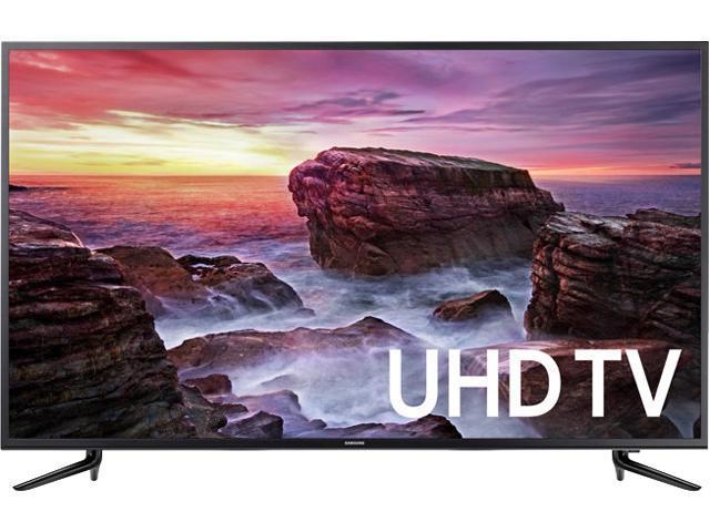 Samsung UN58MU6100FXZA 58-Inch 4K Ultra HD Smart TV (2017)