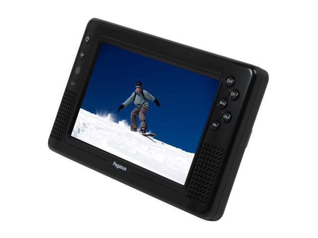"""Pegasus Technology Inc. Pegasus 9"""" Portable DTV Newegg_Delete ST09-B"""