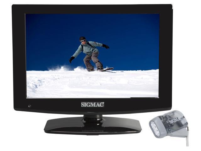 "SIGMAC 15.3"" 720p 60Hz LED-LCD HDTV - LE15AB"