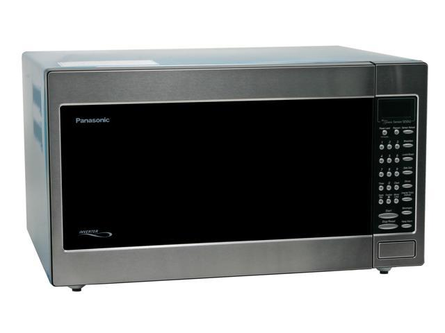 Panasonic Luxury Full Size 2 2 Cu Ft Microwave Oven Nn