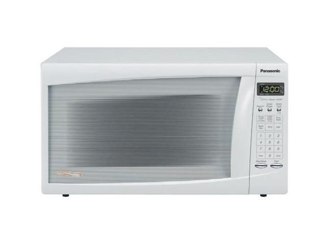 Panasonic 1300 Watts Microwave Oven NN-H665WF Sensor Cook White
