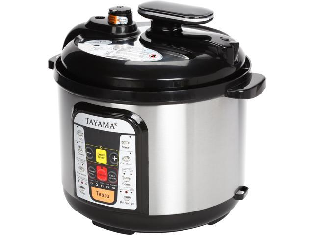 Tayama 5-Quart 5-in-1 Multi-Cooker and Pressure Cooker B8