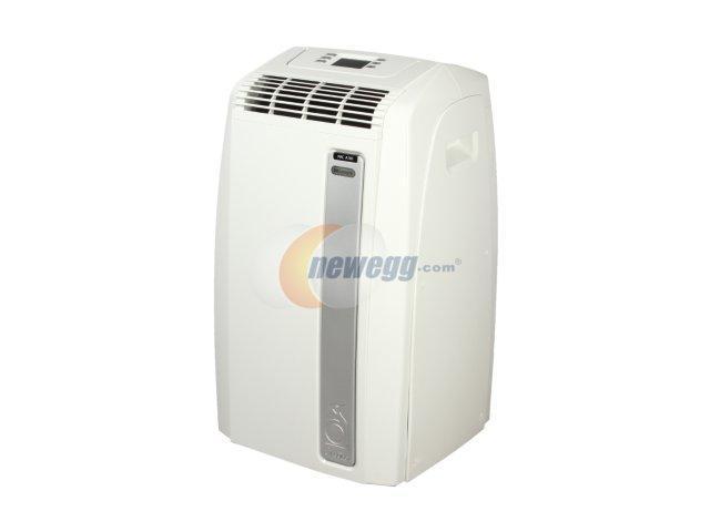 delonghi pac a110 cooling capacity btu portable air conditioner