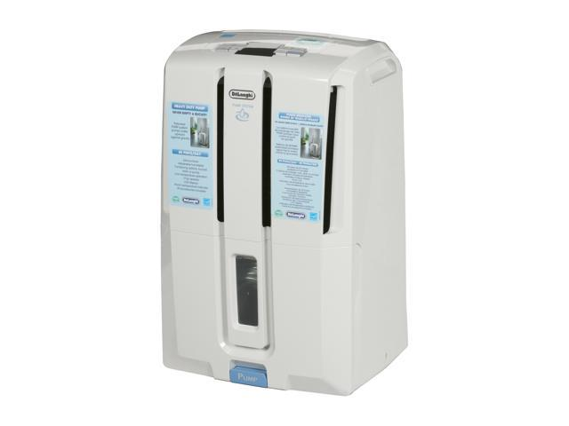 Delonghi DD45P 45-Pint Capacity Dehumidifier with Pump