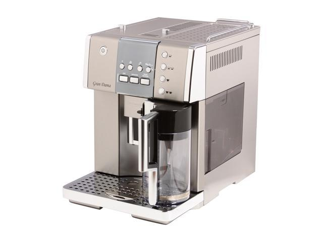 DeLonghi ESAM6620 Digital Super Automatic Machine Silver