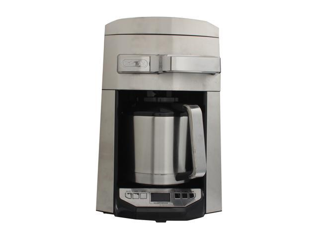 Delonghi Coffee Maker Stainless Steel Carafe : DeLonghi DCF6212TTC Stainless steel Coffee Maker-Newegg.com