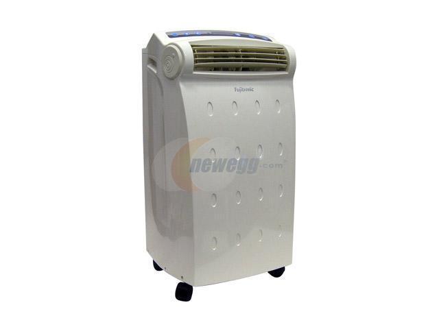 fujitronic fa1300w 13000btu dual hose portable air conditioner w u0026 fan