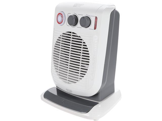 Delightful DeLonghi HVF3555TB 1500W Bathroom Safe Space Heater