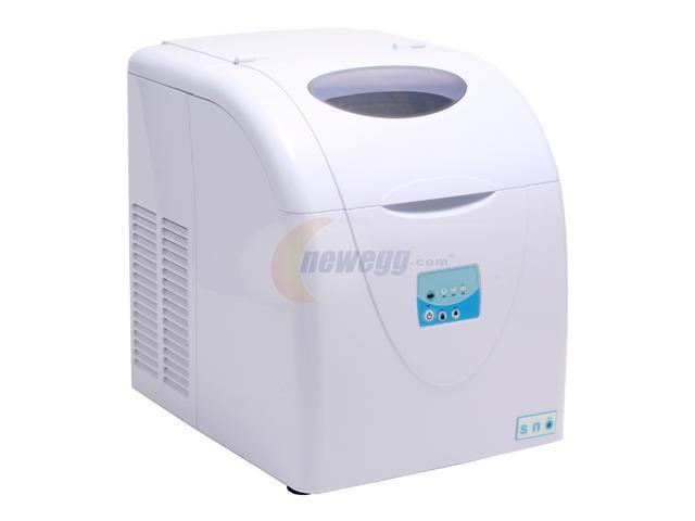 Whynter IM-15W SNO Portable Ice Maker - Frost Series