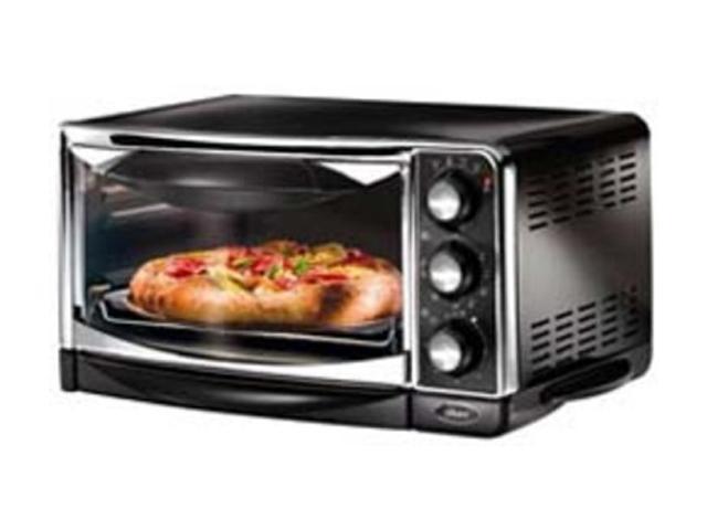 Oster 6290 Black 6 Slice Black Toaster Oven