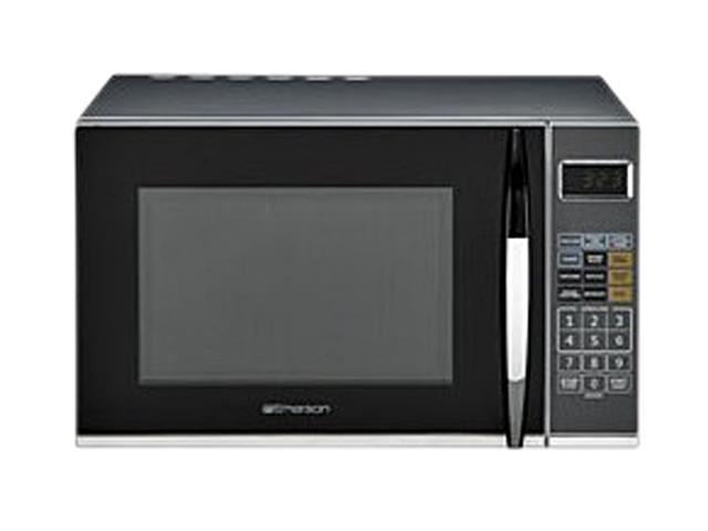 Emerson 1100w Microwave 1150w Grill 1 2 Cu Ft Oven