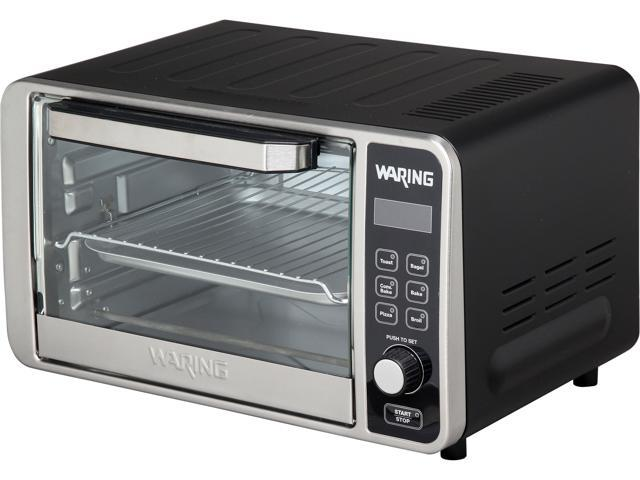 Waring Pro TCO650 Digital Convection Toaster Oven Newegg