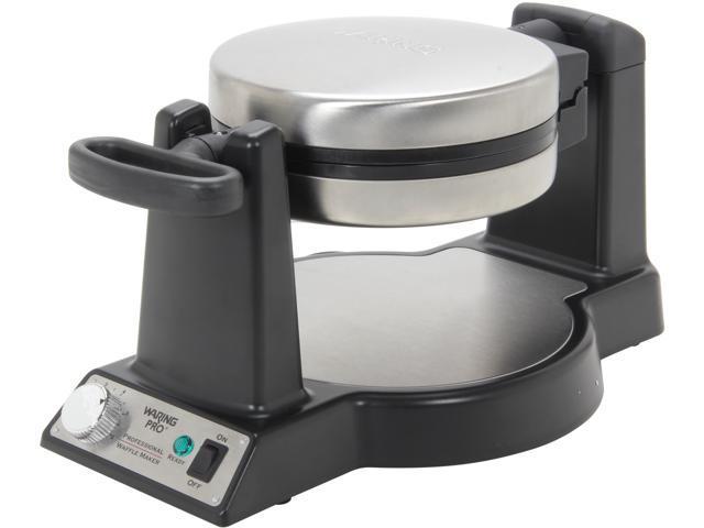 Waring Pro WWM450PCFR Rotary Waffle Maker