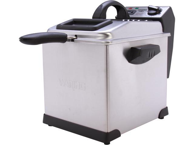 Waring Pro DF175FR Digital Deep Fryer