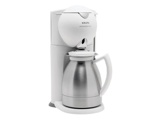 KRUPS 229-7A Aroma Control Coffeemaker with Thermal Carafe and Programmable Timer - Newegg.com