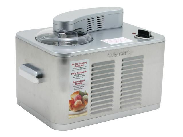 Cuisinart ICE-50BC Supreme Commercial Quality Ice Cream Maker