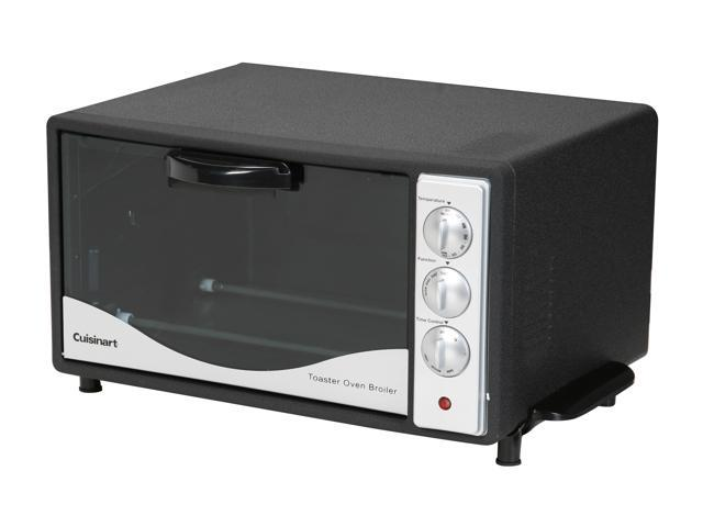 Top Loading Toaster ~ Cuisinart tob bw black toaster oven broiler newegg