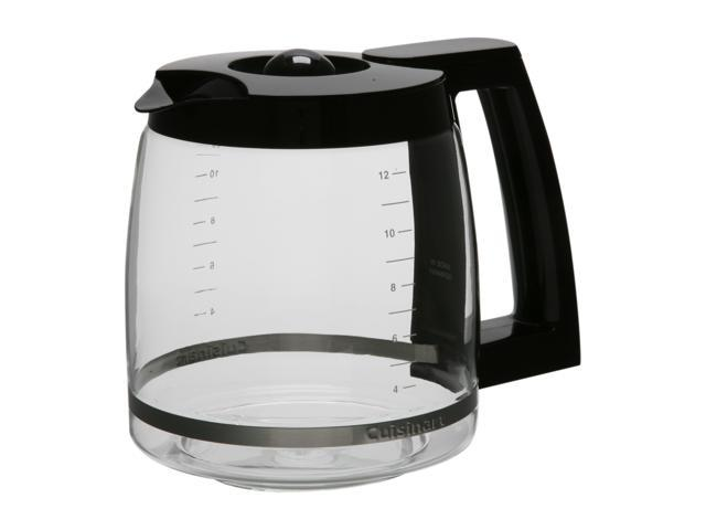 Cuisinart DCC-1200PRC Black 12-cup Replacement Carafe, Black