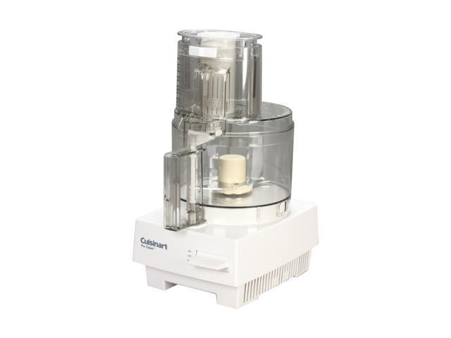 Cuisinart DLC-10S White 7-Cup Pro Classic Food Processor