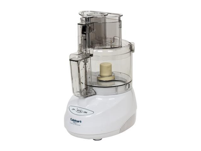 Cuisinart DLC-2007N White Prep 7 7-Cup Food Processor