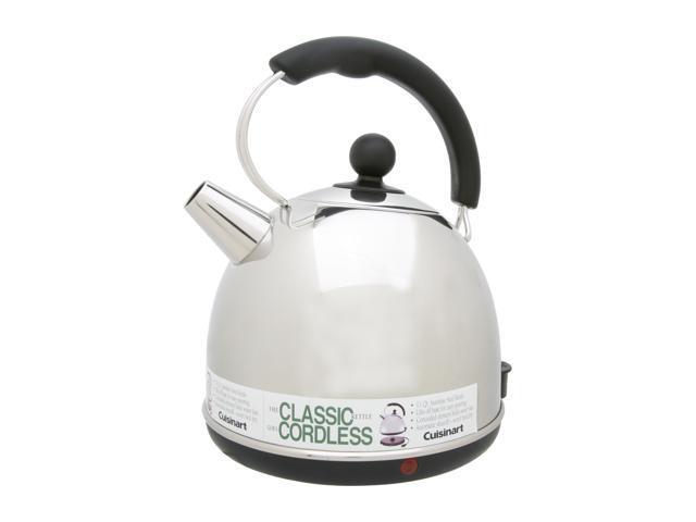 Cuisinart KUA-17 Cordless Automatic Electric Kettle