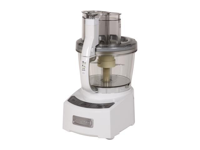 Cuisinart FP-12 White Elite Collection 12-Cup Food Processor