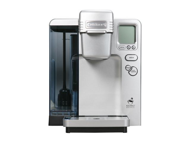 Cuisinart SS700 Keurig KCups Chrome Single Serve Brewing System