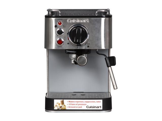 Cuisinart EM-100FR Espresso Maker Stainless steel - Newegg.com