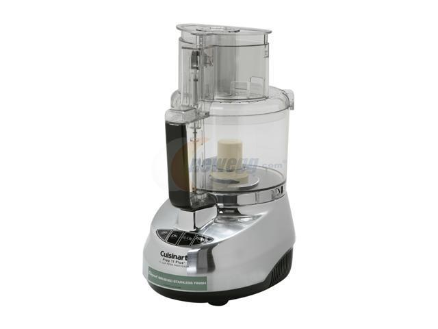 Cuisinart DLC-2011CHB Stainless steel Prep 11 Plus 11-Cup Food Processor