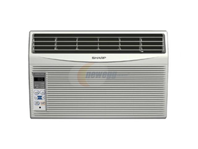 Sharp Afs80mx 8 000 Cooling Capacity Btu Window Air