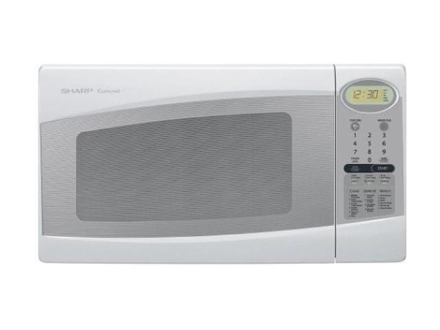 Sharp 1100 Watts Microwave Oven R308NW White