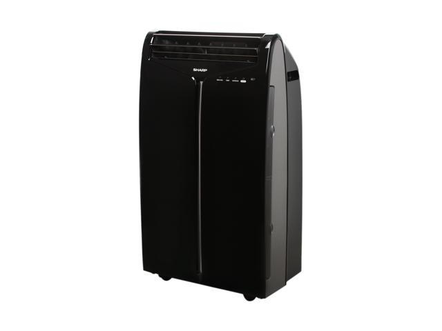 sharp portable air conditioner. sharp cv-10nh 10,000 cooling capacity (btu) portable air conditioner sharp l