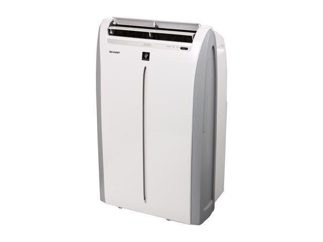 SHARP CV-2P10SX 10,500 Cooling Capacity (BTU) Portable Air Conditioner with Remote Control