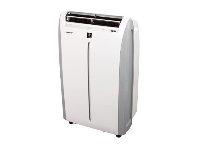 SHARP CV-2P12SX 11,500 Cooling Capacity (BTU) Portable Air Conditioner with Remote Control