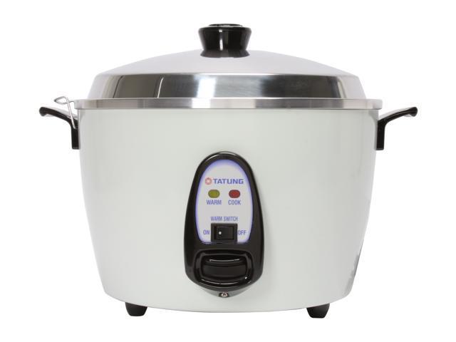 TATUNG TAC-10G(A) White Steamer Rice Cooker