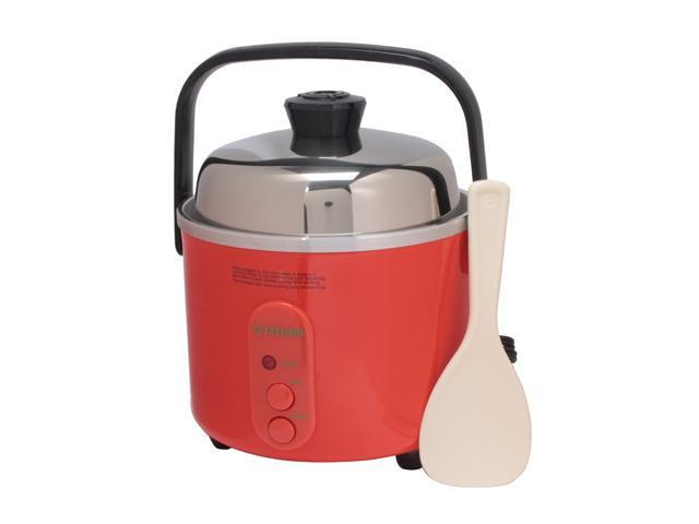 TATUNG TAC-3A(SA) Orange Indirect Heating Rice Cookers