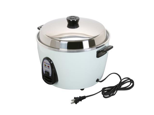TATUNG TAC-10G(SF) White Indirect Heating 10 cup uncooked/20 cup cooked Rice Cooker