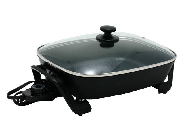 Toastess TFP-15 Elegance Rectangular Electric Skillet