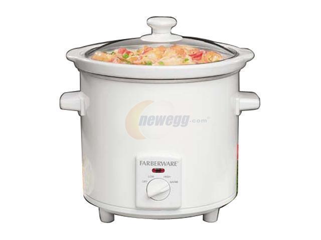 Salton Egg Cooker ~ Farberware fssc qt special select slow cooker