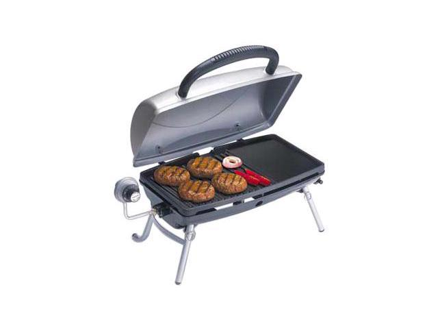 High Quality George Foreman GP160A Outdoor Portable Propane Grill W/ Carry Case