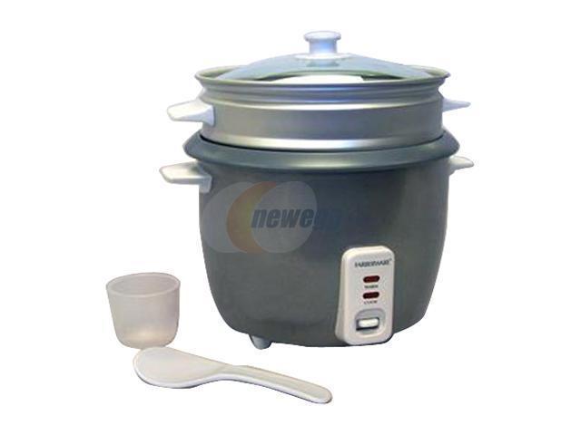 Salton Egg Cooker ~ Salton fra st gray black cups rice cooker newegg