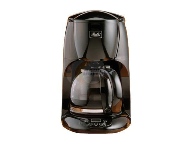 melitta coffee maker on shoppinder. Black Bedroom Furniture Sets. Home Design Ideas