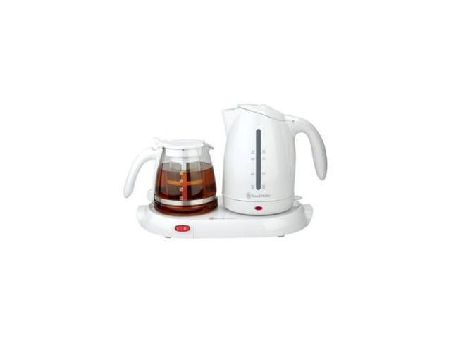 Russell Hobbs RHTT9W White 1.76L Tea Tray