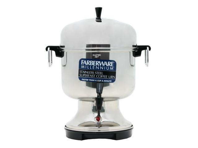 FARBERWARE FSU236 Stainless steel 12-36 Cup Coffee Urn