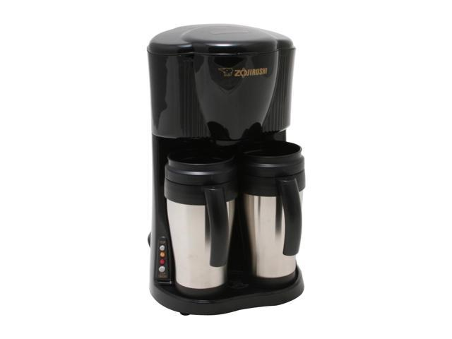 Zojirushi Ec Bc28ba Black Dual Mug Coffee Maker