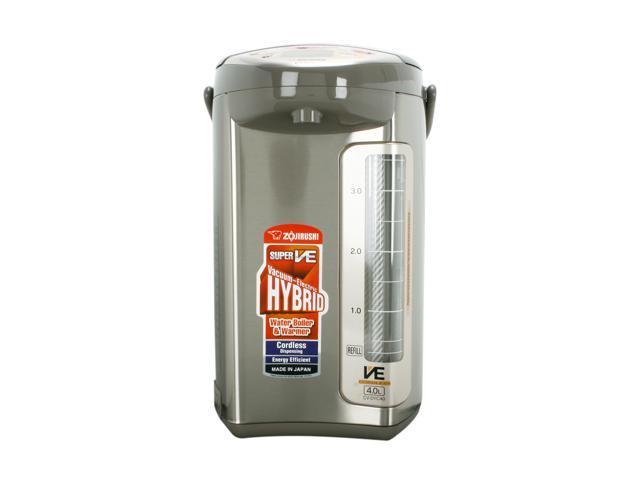 zojirushi cv-dyc40 ve hybrid water boiler  u0026 warmer thermo pot